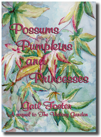 Possums, Pumpkins and Princesses book cover